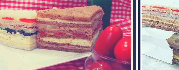 Sandwich de Miga – Tamaño Extra – Calidad Premium