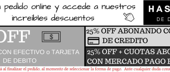 MercadoPago + CUOTAS s/interes